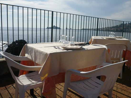Terrazza panoramica  Picture of La Stiva Acireale  TripAdvisor
