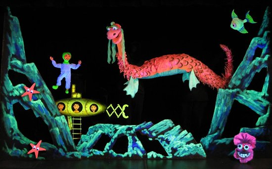 Image result for biggar puppet theatre