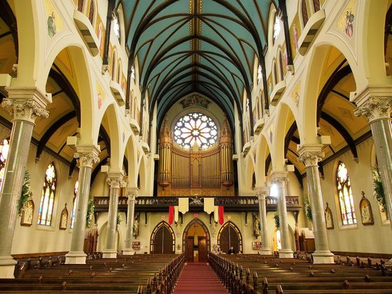 Church Of Our Lady Immaculate Guelph Tripadvisor