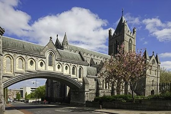 Image result for irish church dublin