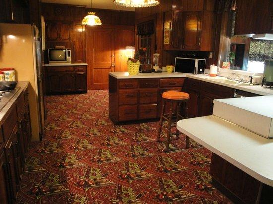 Kitchen Carpeted Floor Graceland Memphis Tripadvisor