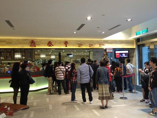 Din Tai Fung Taipei 101 branch - 臺北市鼎泰豐(101店)的圖片 - TripAdvisor