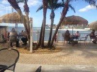 the patio - Picture of Hogan's Beach, Tampa - TripAdvisor