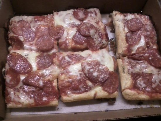 Police Station Pizza Review Of Pizza House Ambridge