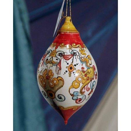 Palle di Natale  Picture of Ceramiche Torretti  Visita Alla Lavorazione Della Ceramica