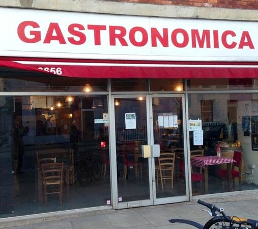Family Restaurants Near Euston