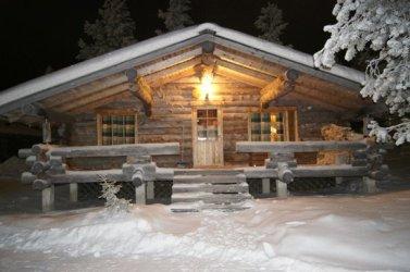 cabins log saariselka lapland finland inn hotel tripadvisor campground professional