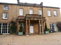 Front door Historic house - Picture of Warner Cricket St ...