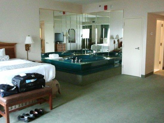 Concierge Floor Hot Tub Room Picture Of Clayton Plaza