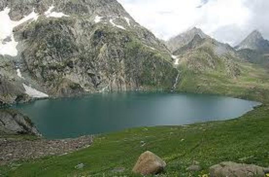 Image result for gangabal lake