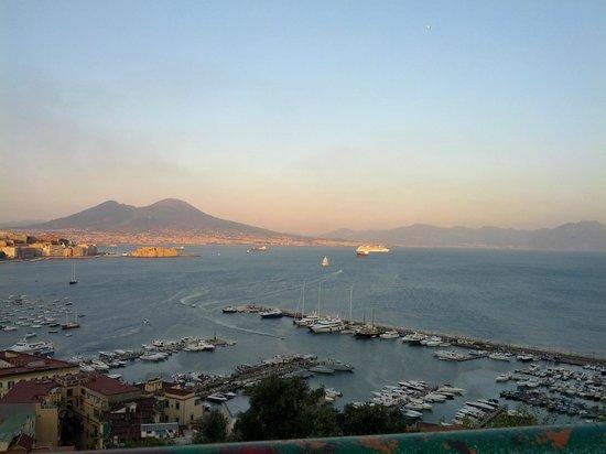 Tutta la vista dalla terrazza  Picture of Posillipo Naples  TripAdvisor