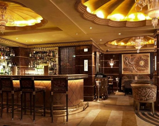 Rivoli Bar at The Ritz Hotel London London  Restaurant