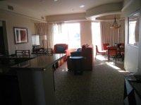Living room - Picture of Marriott's Desert Springs Villas ...