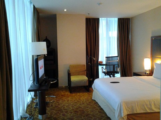 All Glass Picture Of Cambridge Hotel Medan Tripadvisor