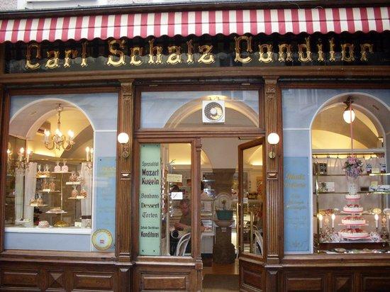 Schatz Konditorei Salzburg  Restaurant Bewertungen Telefonnummer  Fotos  TripAdvisor