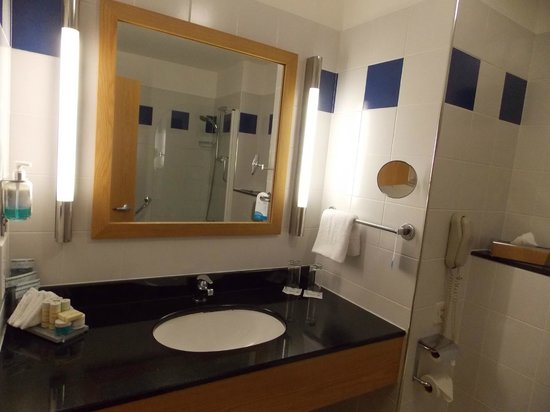A Freshly Cleaned Toilet  Picture Of Radisson Blu Hotel