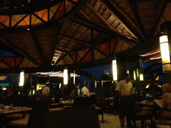 Inside The Zuma Restaurant Mexican Food Picture Of