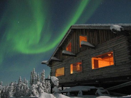 Best Time See Northern Lights Alaska