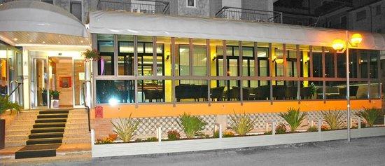 terrazza jesolo  Picture of Hotel Toledo Jesolo  TripAdvisor