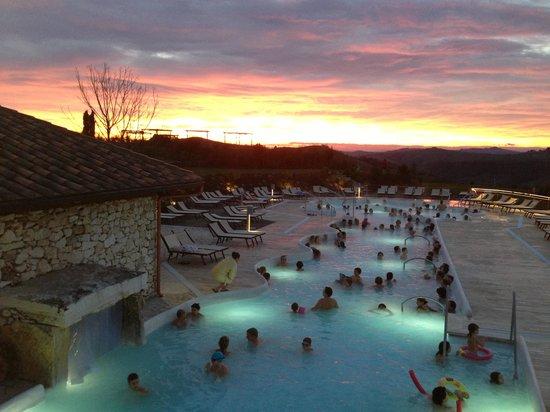 piscina esterna  Picture of Terme di San Giovanni