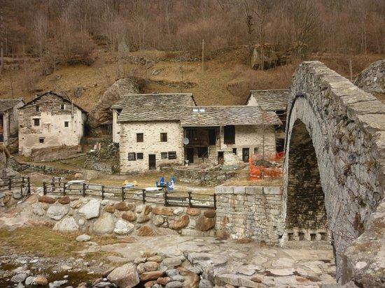Fondo frazione di Traversella  Foto di Trattoria del Ponte Traversella  TripAdvisor