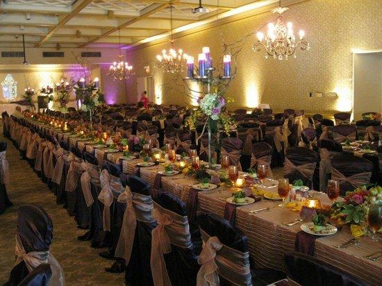 The Ivy Ballroom seats 250ppl