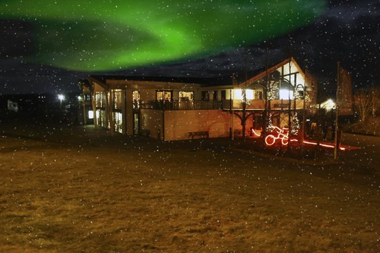 Northern Lights Centre Iceland