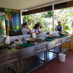 Kitchen Benches Euro Style Cabinets Picture Of Phuket Thai Cookery School Town