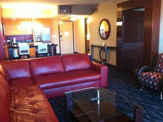 1 Bedroom Suite  Picture of Elara by Hilton Grand Vacations Las Vegas  TripAdvisor