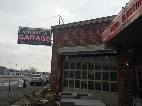 Building  Picture of Vinsetta Garage Berkley  TripAdvisor