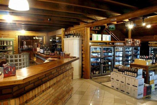 Boutique de carnes e vinhos  Picture of Meat Shop Grill