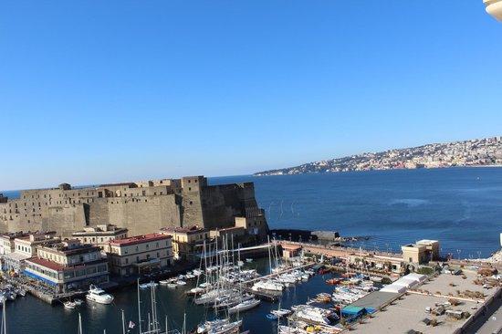 Matrimonio a Napoli  Allestrimento in terrazza con vista