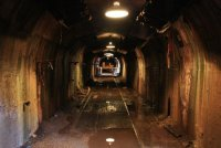 Tunnel - Picture of Sloss Furnaces National Historic ...