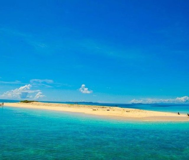 Naked Island Siargao Island  All You Need To Know Before