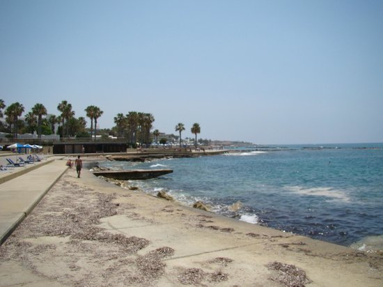 Paphos Municipal Beach Picture Of Paphos Municipal Beach