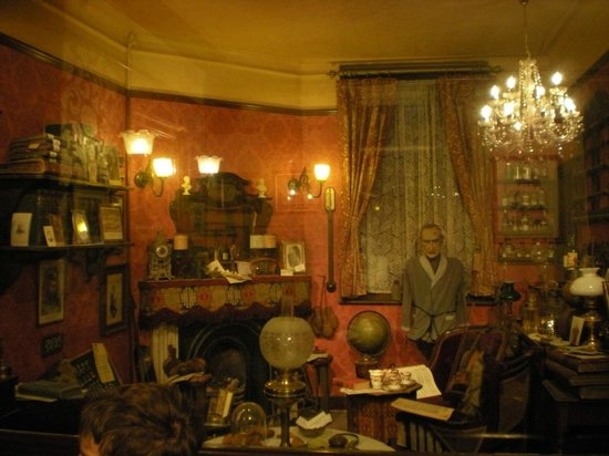 Photos of The Sherlock Holmes Pub, London