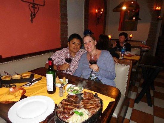 Casa Escobar Restaurant Antigua  Restaurant Reviews