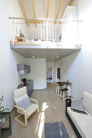 Blugarden Apartments Maisonette Apartment