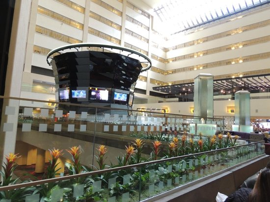 New York Hotel Packages Ny Marriott Marquis Packages