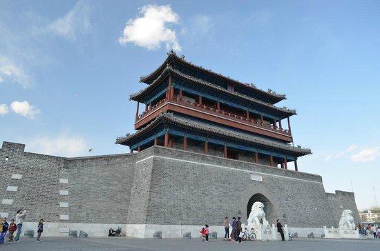 Yongdingmen Gatetower Beijing Cina Review Tripadvisor
