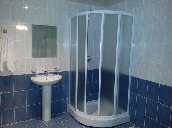 Bathroom Picture Of Nur Hotel Yerevan Tripadvisor