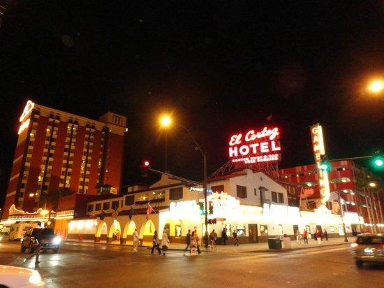 entrance to casino  Picture of El Cortez Hotel  Casino