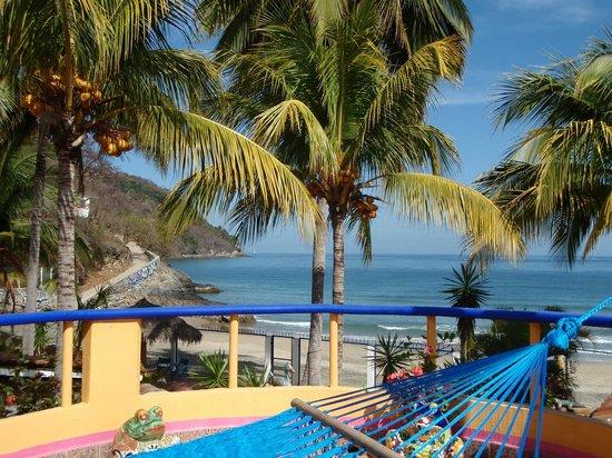 a view from the Terraza Suite  Foto di Casa Contenta Los