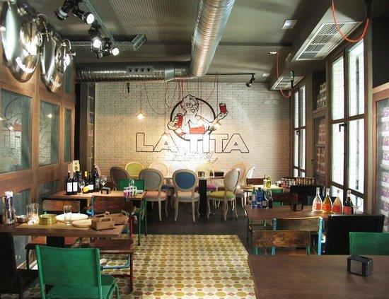 La Tita Rivera Madrid  Restaurante Opiniones Nmero de