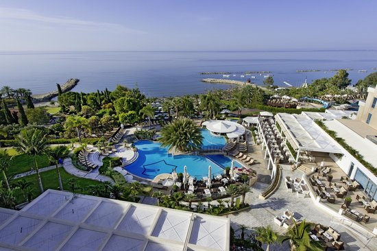 Mediterranean Beach Hotel (Limassol, Cyprus) - Hotel ...