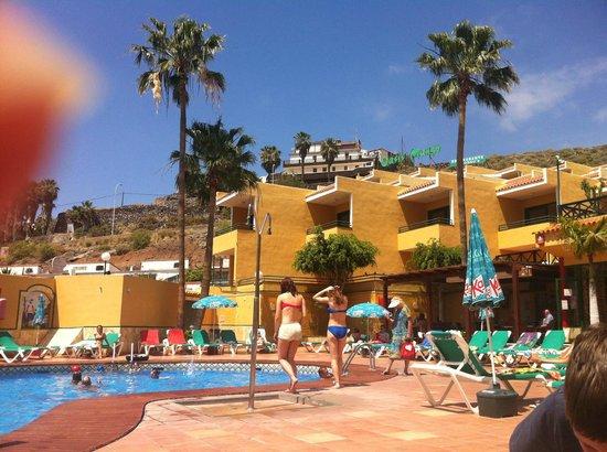 Apartamentos Oasis Mango Tenerife Sur