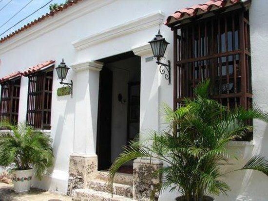 HOTEL CASA DE LAS PALMAS  Updated 2019 Prices  Reviews Cartagena Colombia  TripAdvisor