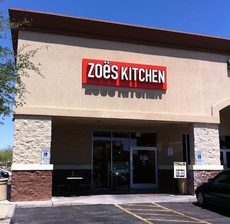 Zoe Camelback Zoes Kitchen Phoenix Tripadvisor