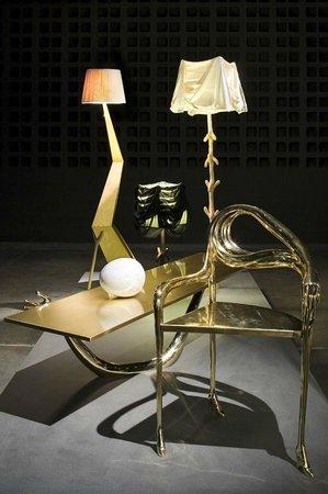 bd barcelona design bd showroom salvador dali collection