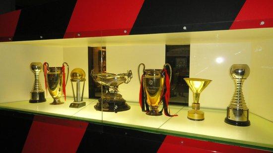 AC Milan Trophy Cabinet  Picture of Stadio Giuseppe Meazza San Siro Milan  TripAdvisor